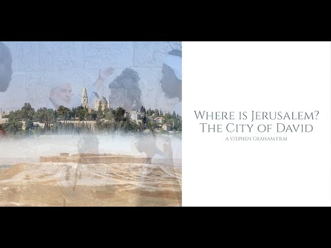 Where is Jerusalem: City of David - Full UnCut Documentary