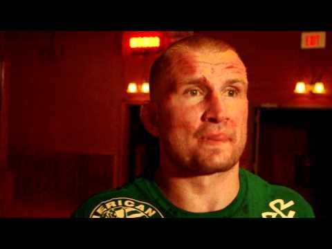Wywiad z Damianem Grabowskim po walce z Cole Konradem