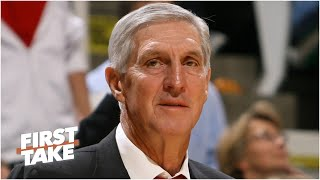 Jazz Hall Of Fame Coach Jerry Sloan Dies At 78 | First Take