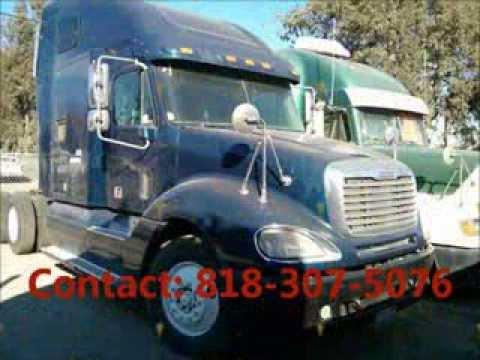 United Car Exchange -  2005 Freightliner Columbia - $15,000