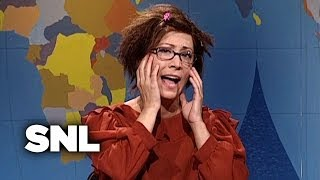Weekend Update: Joy Lipton's National Lingerie Week - Saturday Night Live