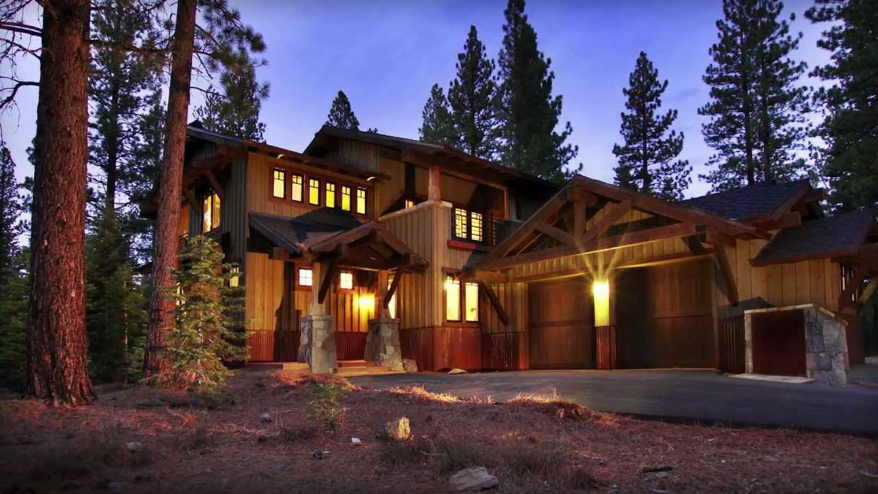 Sold Martis Camp Custom Home 275 Youtube