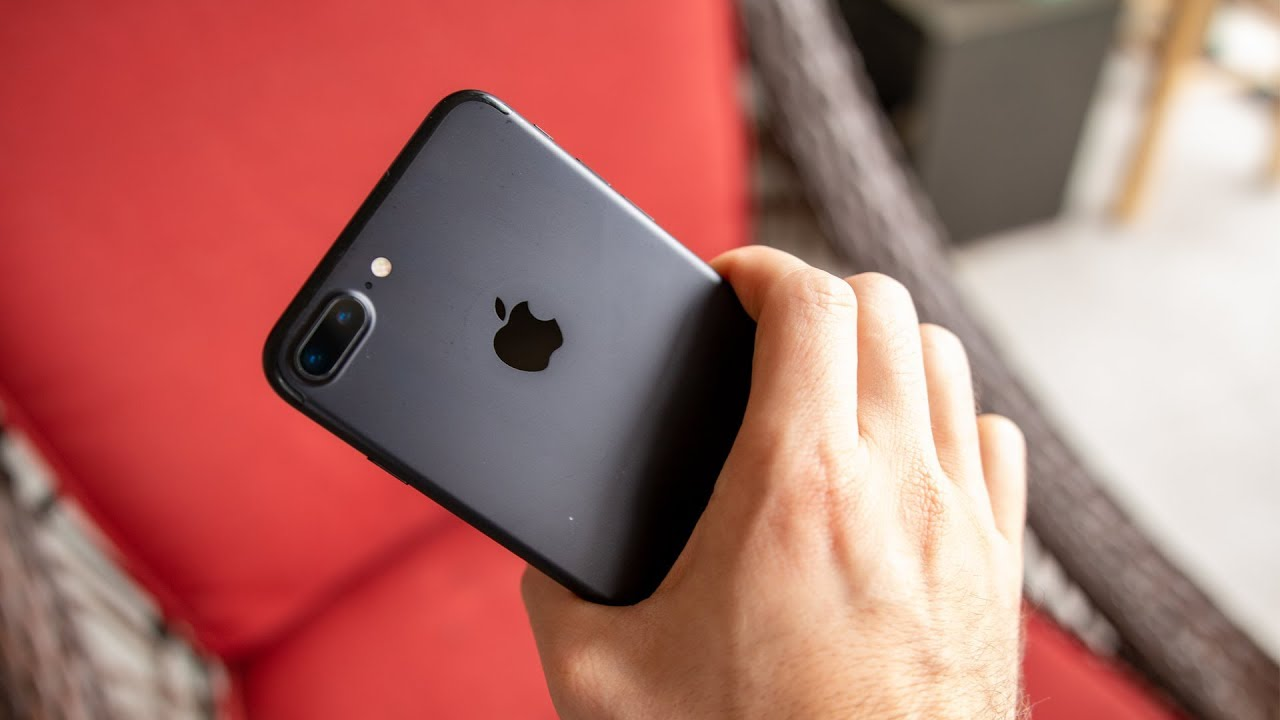 d8fa6497a53 Why iPhone 7 Plus is the BEST iPhone to Buy in 2019! - YouTube