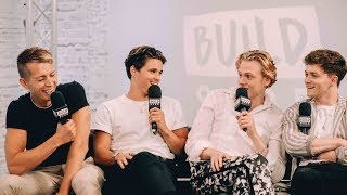 The Vamps' James McVey Defends The Authenticity Of His Tan