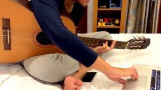 ALONE (Alan Walker) - Guitar Cách bắt tone bài hát theo giọng ca sĩ