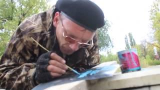 Web Rock – Донбасс  А полевые цветы пахнут кровью и порохом  Это война и это