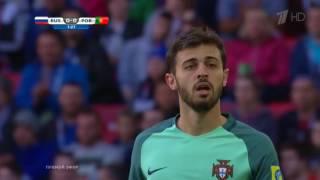 Россия - Португалия 21 06 2017 ПОЛНЫЙ МАТЧ HD