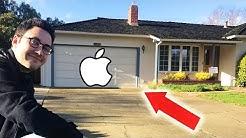 J'ai vu la maison de Steve Jobs ! (Créateur d'Apple)