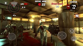 TOP 5 JUEGOS DE ZOMBIES SIN INTERNET PARA ANDROID / TOPS ANDROID / BY LOQUENDROID