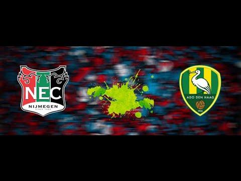 NEC - ADO Den Haag 3 OKTOBER 2015 DE HELE WEDSTRIJD