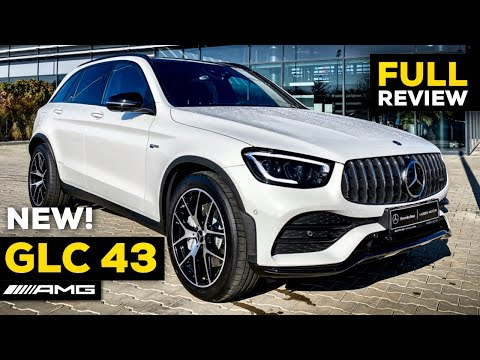 2020 Mercedes AMG GLC 43 NEW Facelift FULL In-Depth REVIEW | Better Than BMW X3?! MBUX Interior