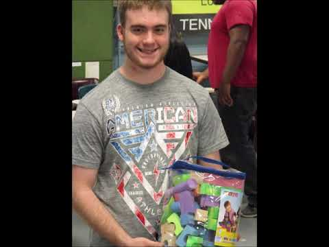 Shelbyville Central High School Criminal Justice Toy Drive 2018