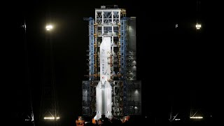 WATCH: China launches unmanned spacecraft on mission to moon