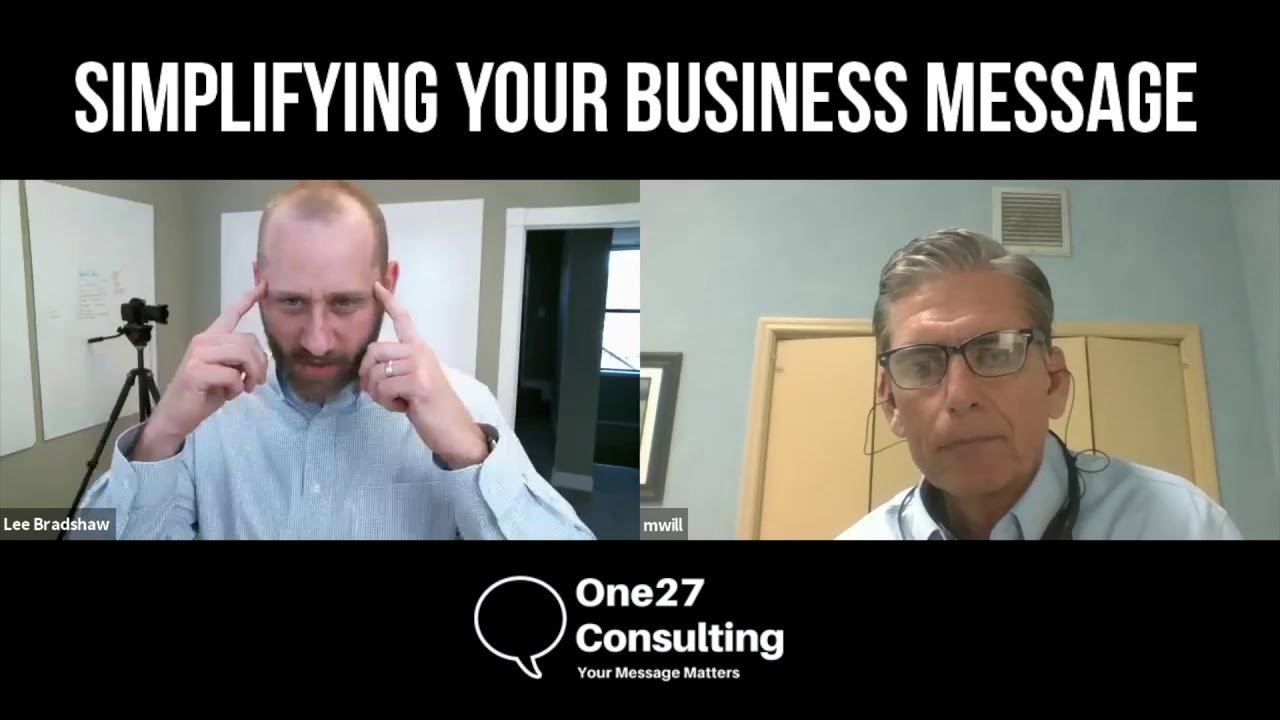 One27consulting - Client Interview with Mike