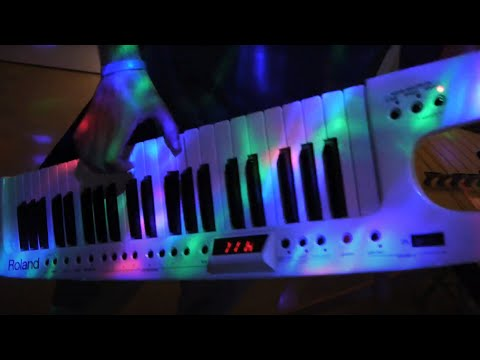 Digital Love - Daft Punk [ROCK KEYTAR Cover]