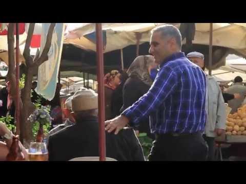 [Markets of the world] Market in Manavgat, TURKEY