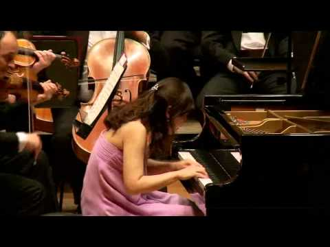 Beethoven, Concerto for piano and orchestra nº4, Op.58. Hyo Sun Lim, OSG, Victor Pablo