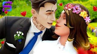MIDAS & SHADOW SKYE: An EVIL LOVE STORY.... ( Fortnite Movie )