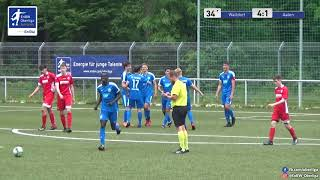 A-Junioren: 4:1 Marvin Benefo FC Astoria Walldorf