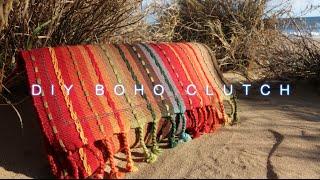 DIY Boho Clutch Thumbnail