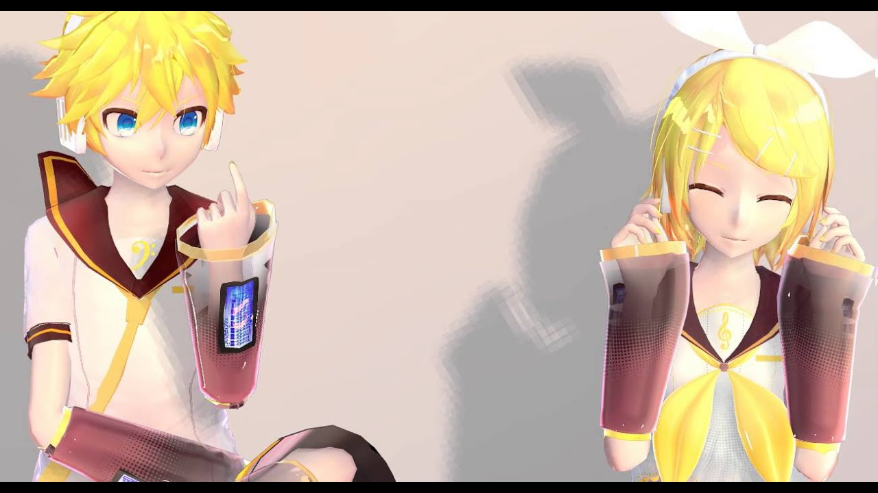 (MMD) Vocaloid - gay( DL) - YouTube