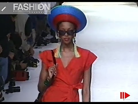 YVES SAINT LAURENT Paris Spring Summer 1993 - Fashion Channel