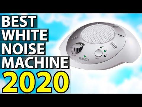 ✅ TOP 10: Best White Noise Machine 2020