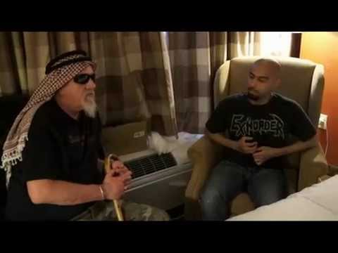 CREATIVE WASTE - Interview by Yusef at Maryland Deathfest 2014
