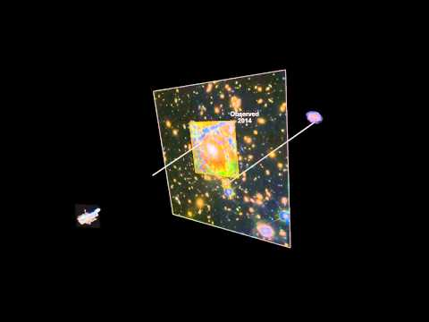 Supernova Multiply Imaged by Galaxy Cluster