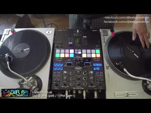 DJ Feels Goodman - LazerFM Worldwide Happy Hardcore Show 17