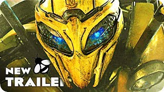 Bumblebee Trailer (2018) Transformers Movie