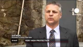 Datensicherung virtuell und im Gotthardmassiv