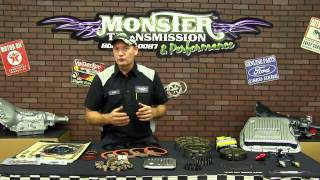 Monster Transmission's A518 SS Monster In A Box 98 - 02