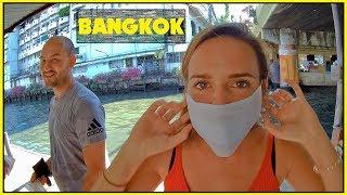 VODNÍ METRO V BANGKOKU