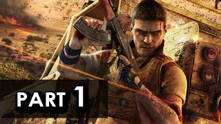 Far Cry 2 - Walkthrough Part 1 - Let