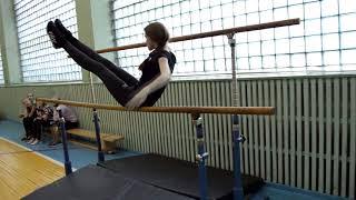 Урок 11 класс(девушки) гимнастика