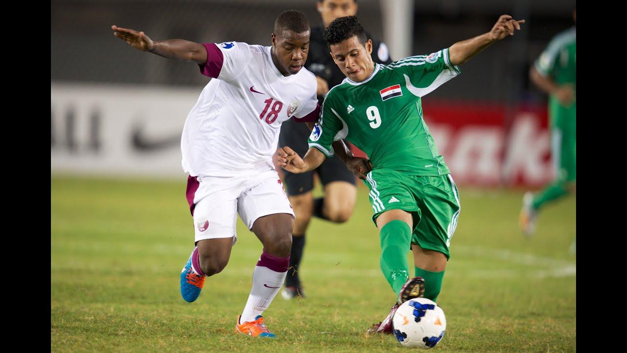 Iraq Vs Qatar