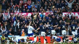 Samoa v Scotland - Match Highlights - Rugby World Cup 2015