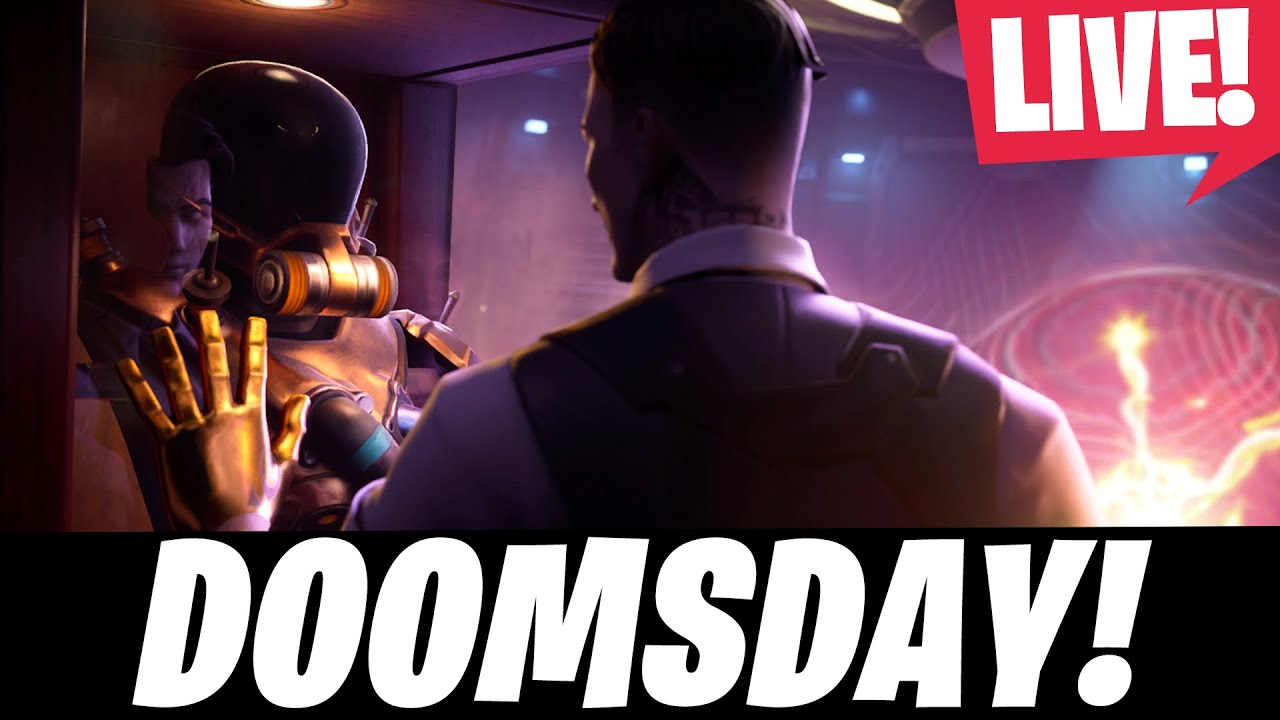 Ronald Playing Fortnite Live Fortnite Doomsday Event Here S What Happened Ahead Of Season 3 Start Sporting News