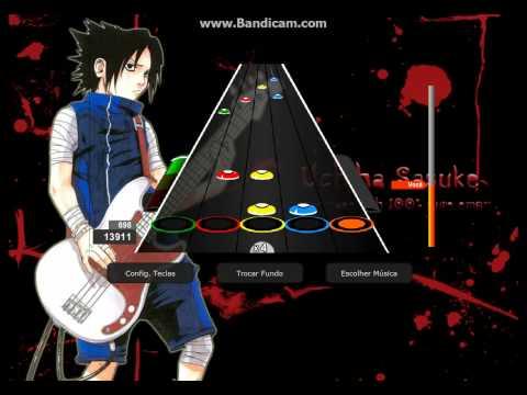 Naruto Shippuden Tacica NewSong (Guitar Flash) Fc Experto