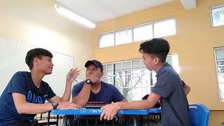 English communicative lesson