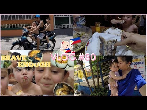 PHILIPPINES VLOG MANILA DAY 2   CAVITE PART II SARAP NG KAINAN
