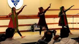 Vande Maataram Dance