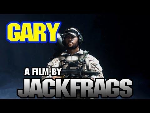 Battlefield 3 machinima - JackFrags - Gary - 1080p Battlefield 3 Movie  