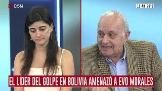Análisis político del golpe de Estado en Bolivia