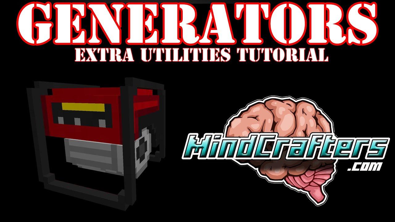 Extra Utilities Tutorial Generator S