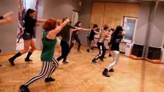 """Agnieszka Bota /Botka/ - Busy Signal """"Step Out"""" 02/02/2014"""