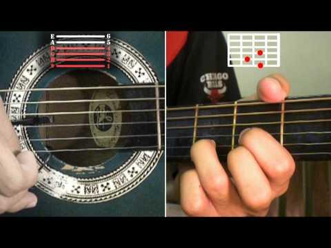 Gitara - Parokya ni Edgar Guitar Tutorial