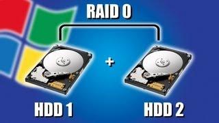 Come Creare RAID 0