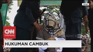 Download 307 Kali Hukum Cambuk Bagi Pelanggar Syariat Islam di Aceh Mp3